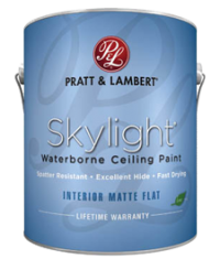 Skylight® Interior Waterborne Ceiling Paint