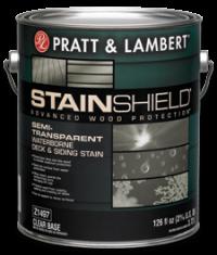 Pratt lambert produktai stainshield exterior semi - Best exterior semi transparent stain ...